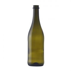 Bottiglie vino Tappo Raso