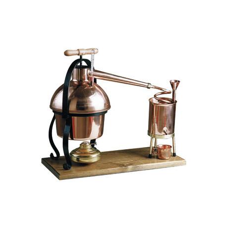 Distillatore in rame