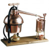 Distillatore in rame