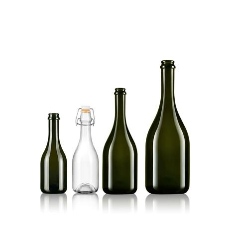 Bottiglie Birra Aida