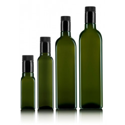 Bottiglie olio Marasca DOP