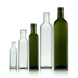 Bottiglie olio Marasca Tappo Vite