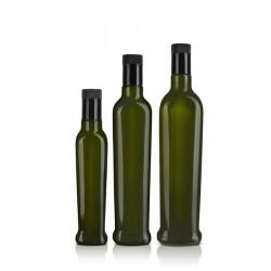 Bottiglie olio Papua DOP
